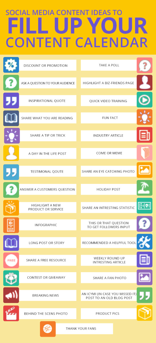 How to Craft the Best Social Media Content Calendar?