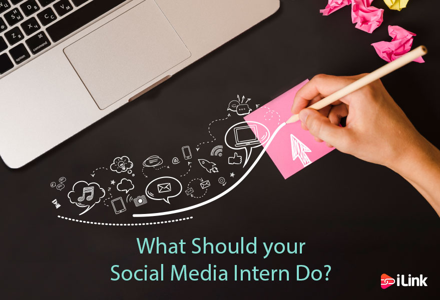 What Should your Social Media Intern Do?