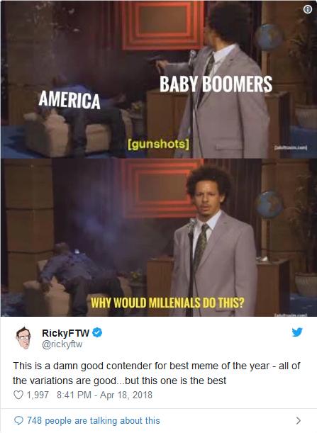 The Best Twitter Memes of 2018 | iLink Blog