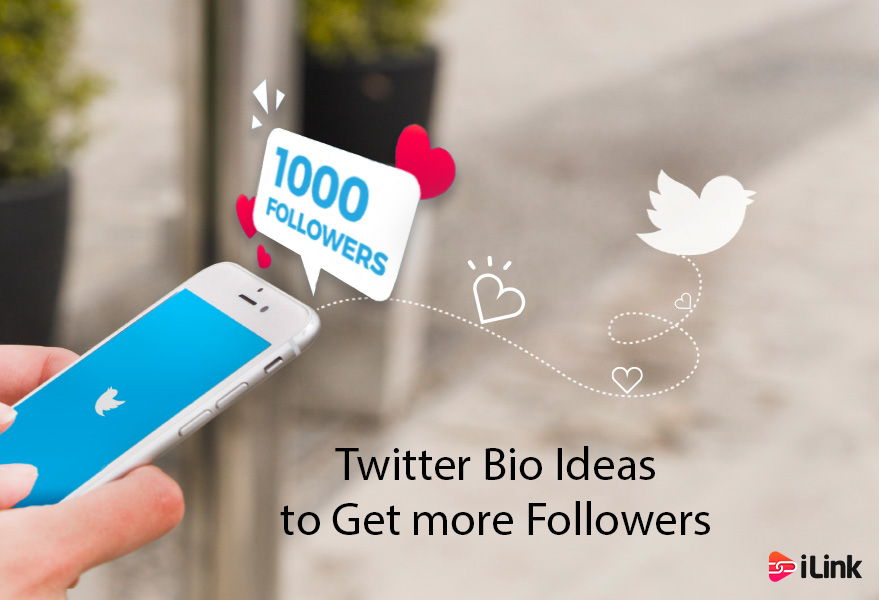 Twitter Bio Ideas to Get more Followers