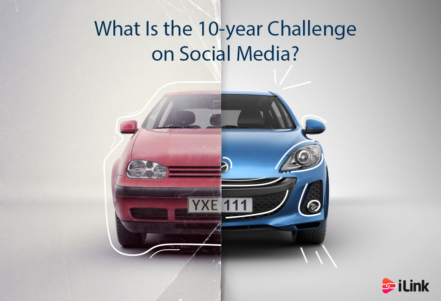 What Is the 10-year Challenge on Social Media?