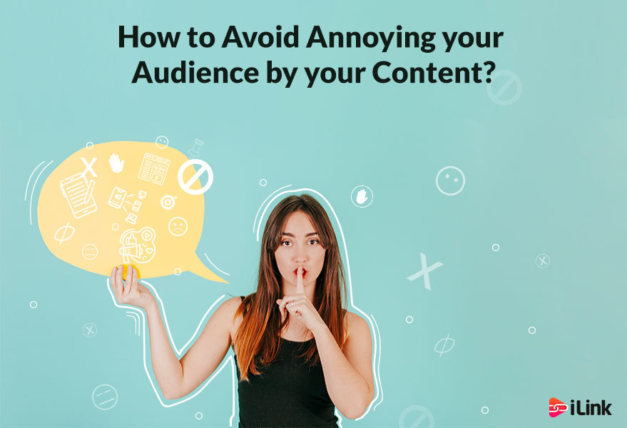 How to Avoid Annoying your Audience by your ...