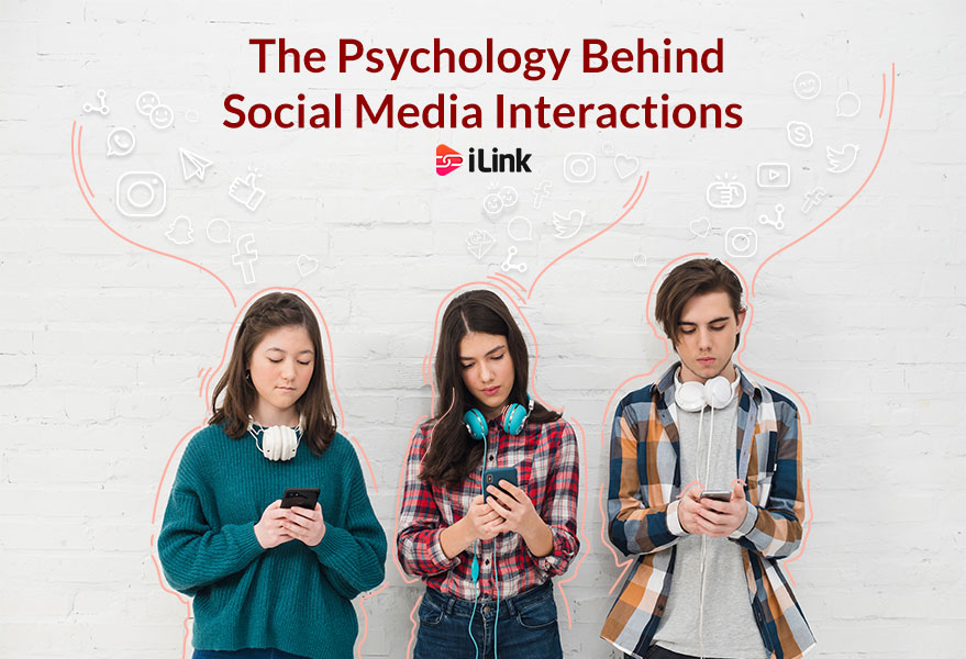The Psychology behind Social Media Interactions