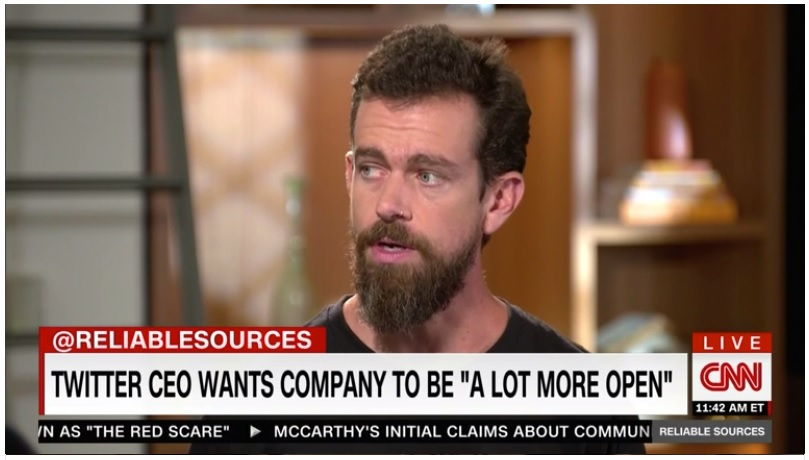 Jack Dorsey conversation about the near future of Twitter