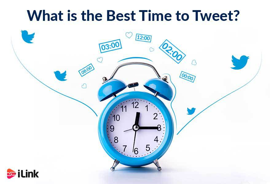 What is the best time to tweet(June 2019)?