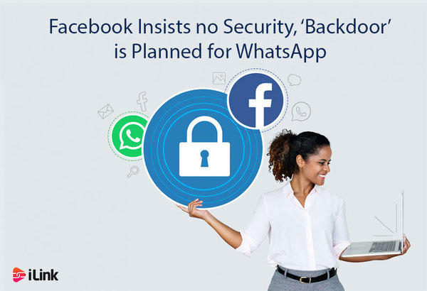 Facebook Insists No Security,'Backdoor' Is Planned for WhatsApp