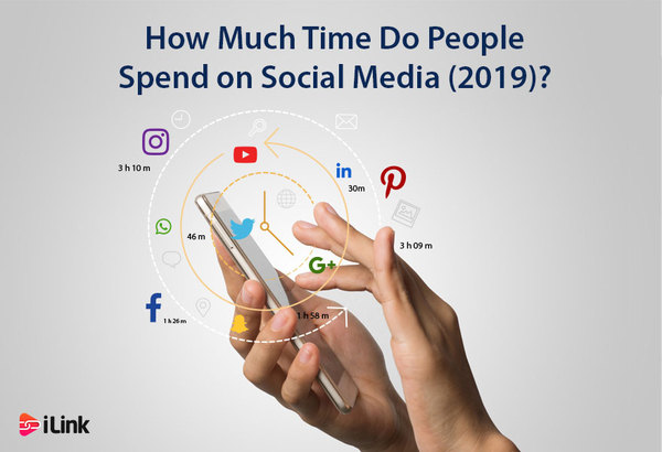 How Much Time Do People Spend on Social Media (2019)?