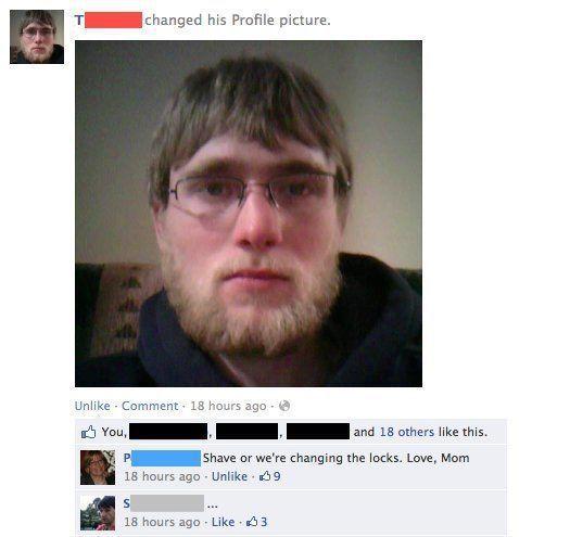 Funny Facebook posts3