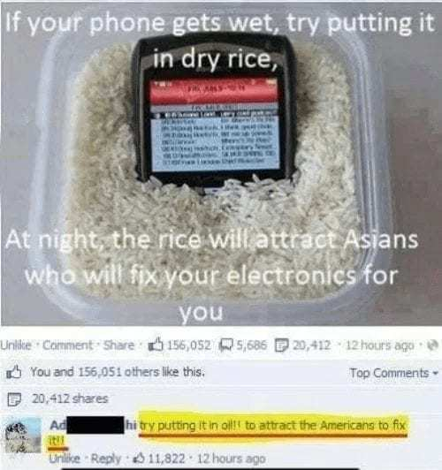 Funny Facebook posts 7