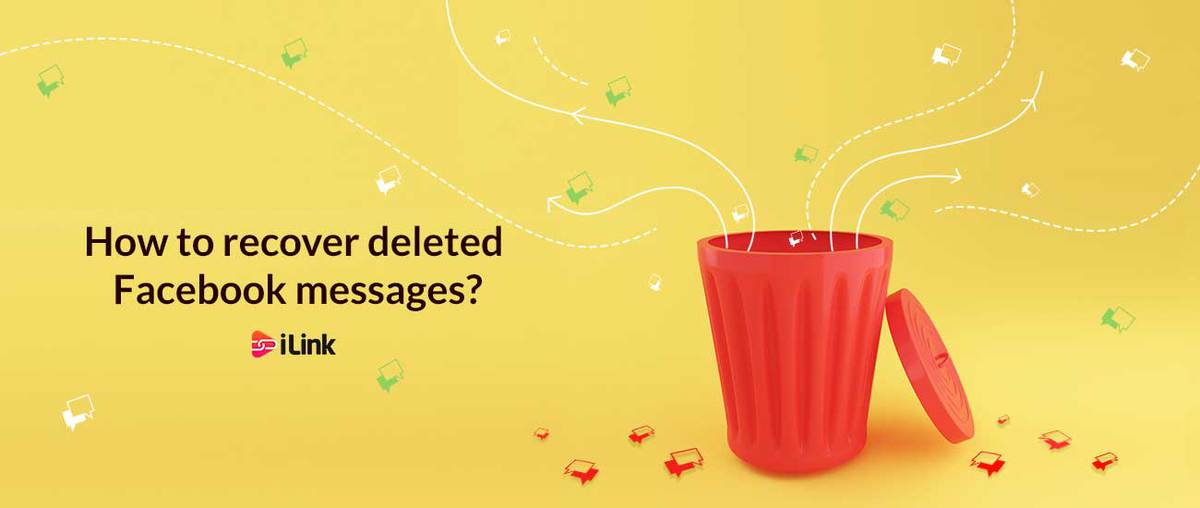 How to recover deleted Facebook messages?