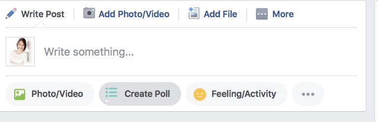 Facebook posts1