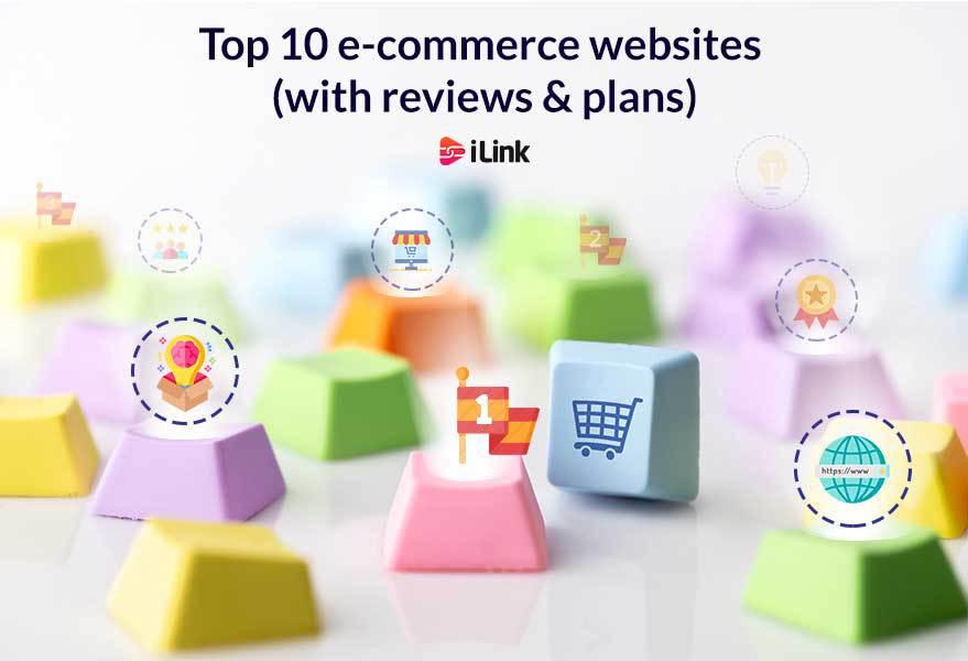 Top 10 e-Commerce websites
