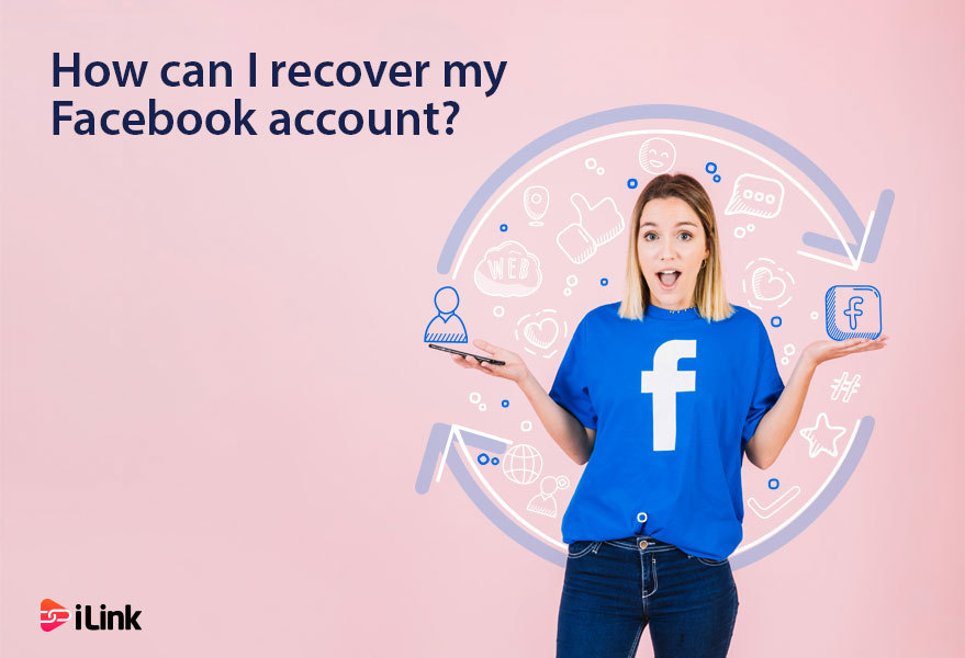 How can I recover my Facebook account?