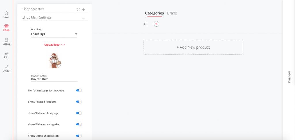 iLink eCommerce platform