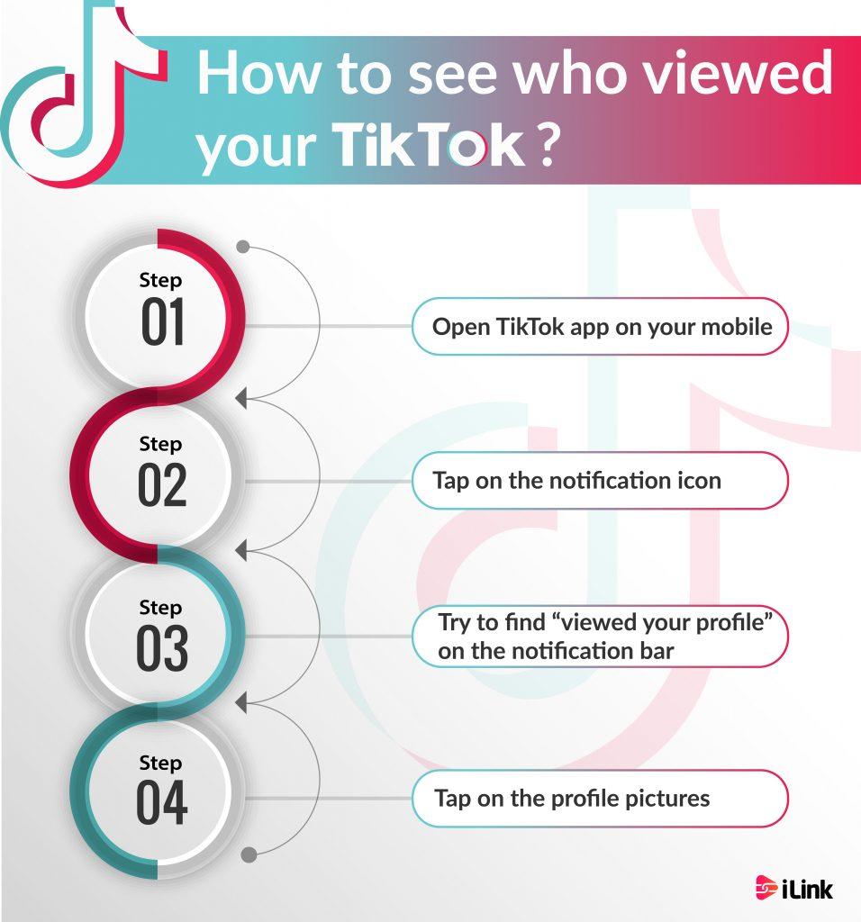 who viewed tiktok infographic