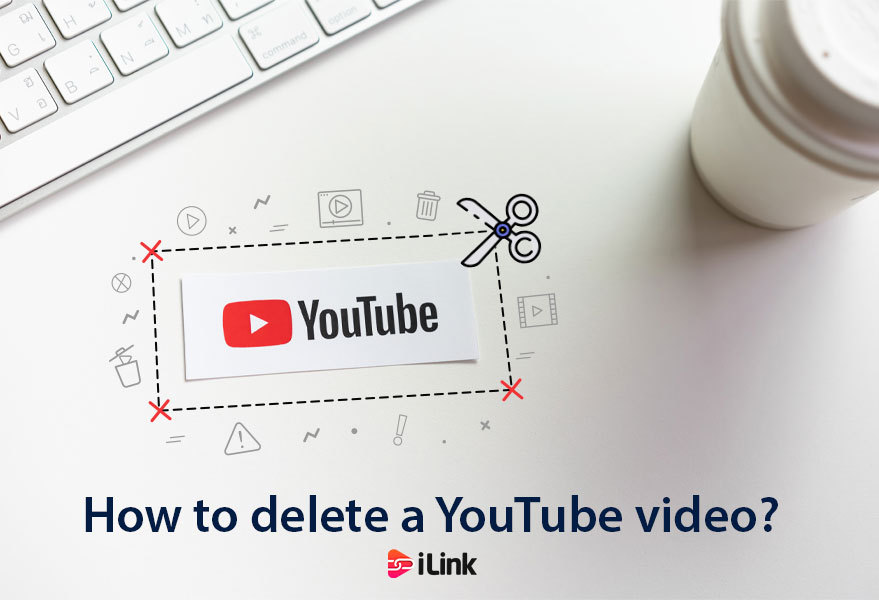 How to delete a YouTube video?