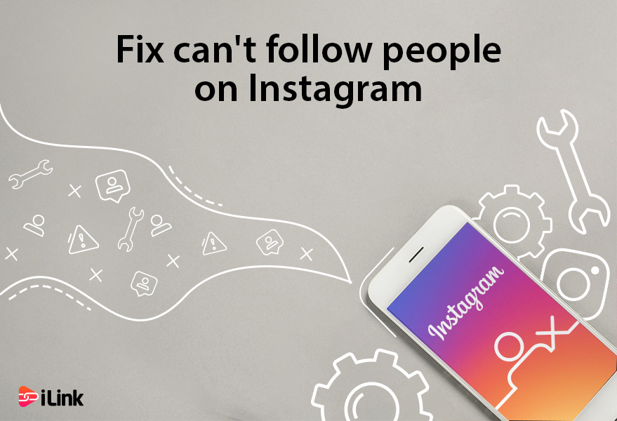 Fix can't follow people on Instagram